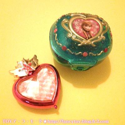 アナと雪の女王 ハートの宝石箱