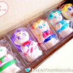 【1994年】砂糖菓子『キャラデコ セーラームーンSセット』を貰った